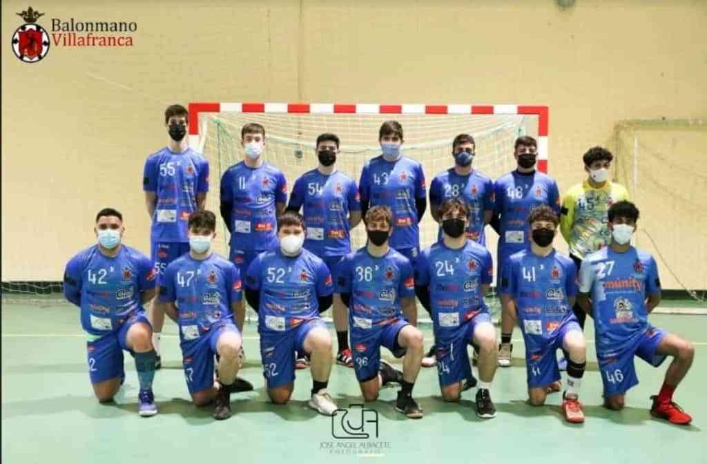 balonmano villafranca - Los resultados de la jornada 6 de balonmano en Villafranca de los Caballeros