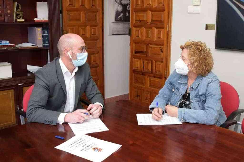 discapacidad - Colaboración entre Brazos Abiertos y el Ayuntamiento de Argamasilla de Alba para integrar a la sociedad a personas con discapacidad