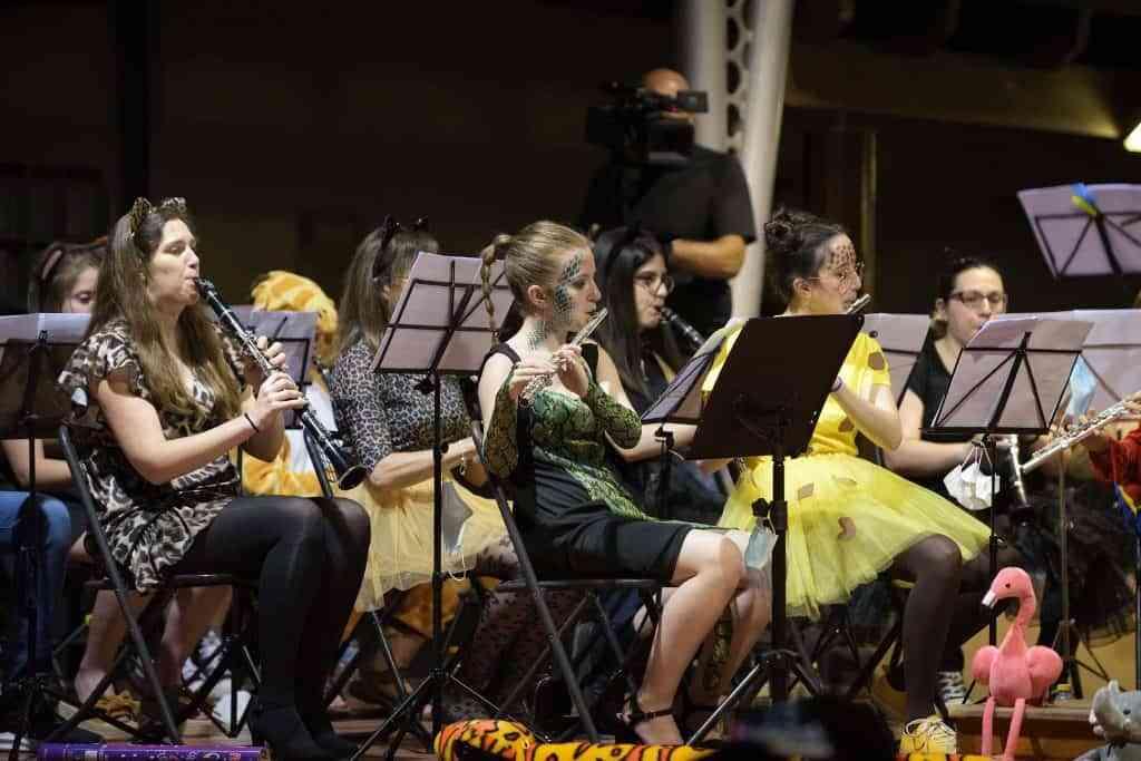 20210626 Clausura EM JOVAL011 AdeAlba - La Escuela Municipal de Música clausuró el curso 2020-21 con el espectáculo musical 'Safari'