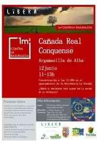 Movilización contra la basuraleza en Argamasilla de Alba