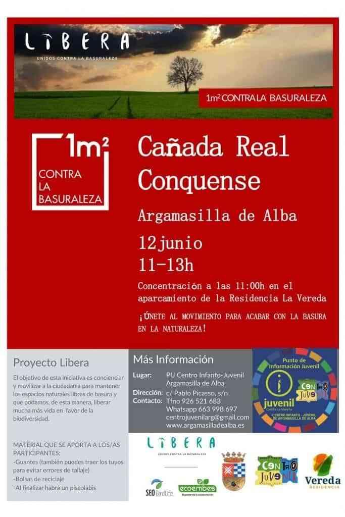 basuraleza 1 e1623543077121 - Movilización contra la basuraleza en Argamasilla de Alba