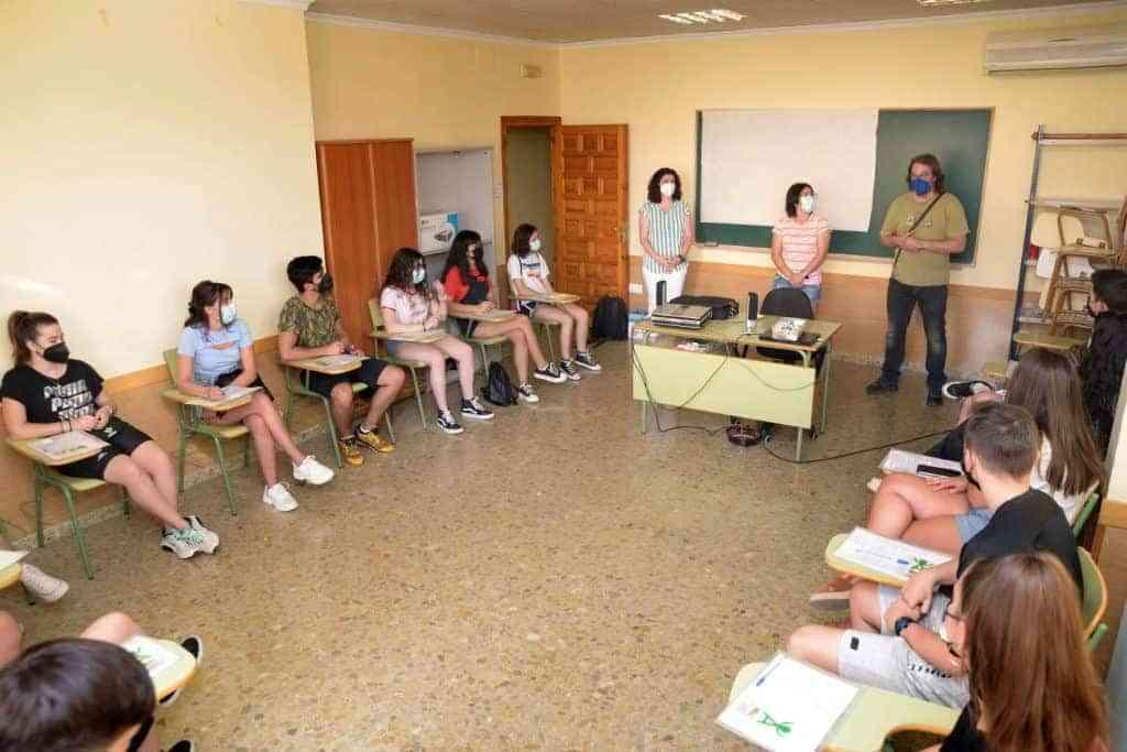 curso monitores argamasilla de alaba - Arranca el Curso de Monitores de Actividades Juveniles en Argamasilla de Alba