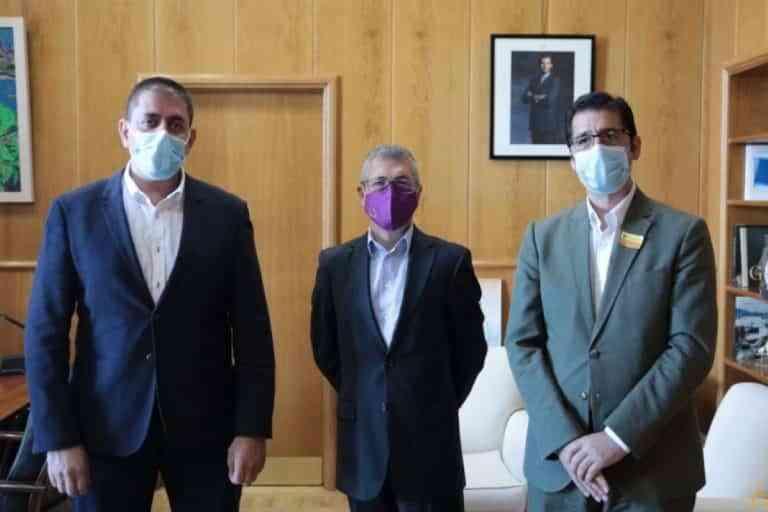 Reunión abordó distintos temas relacionados con la situación hídrica de la provincia de Ciudad Real