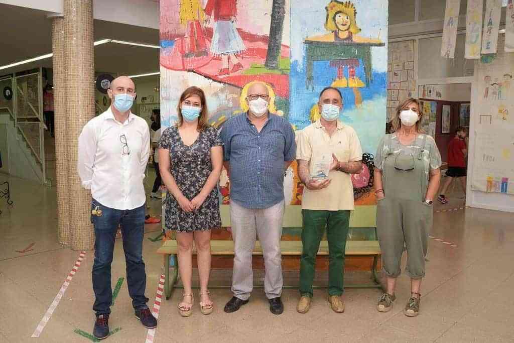 reconocimientos centros educativos - El Ayuntamiento de Argamasilla de Alba reconoce el esfuerzo del alumnado, profesorado y familias durante la pandemia