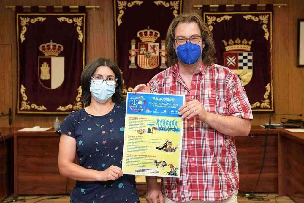 20210702 Presen Verano Joven AdeAlba - La Concejalía de Juventud de Argamasilla de Alba presenta 'Verano Joven 2021'
