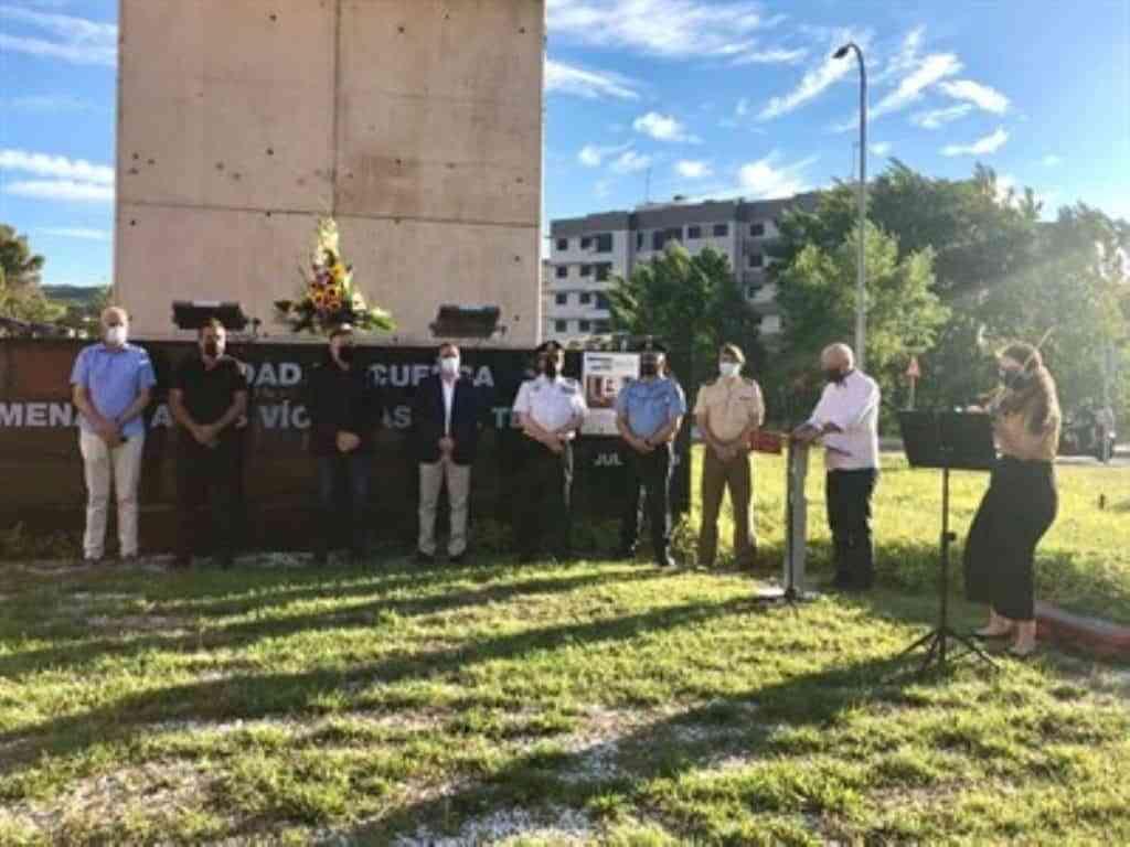 homenaje a las victimas del terrorismo de ETA - Cuenca realizó su homenaje a las víctimas del terrorismo en el aniversario del asesinato de Miguel Ángel Blanco
