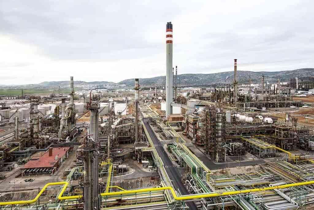 nueva planta de reciclados repsol en puertollano - Repsol construirá planta de reciclados de espumas de poliuretano en Puertollano