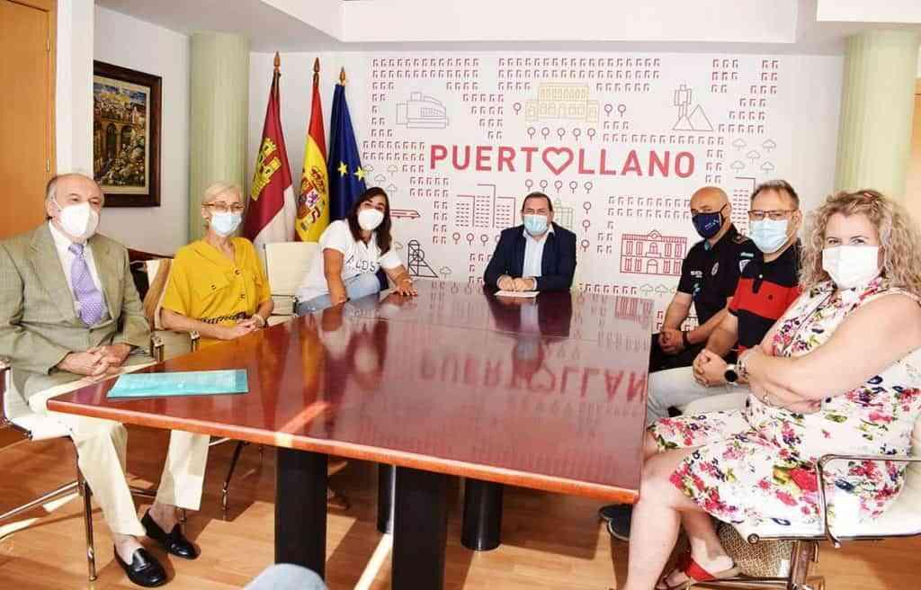 reconocen alicia gonzalez olivares puertollano - Reconocen a Alicia González Olivares de Puertollano por su solidaridad y convivencia ciudadana