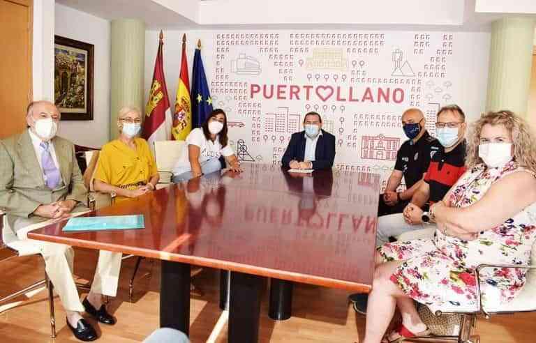 Reconocen a Alicia González Olivares de Puertollano por su solidaridad y convivencia ciudadana