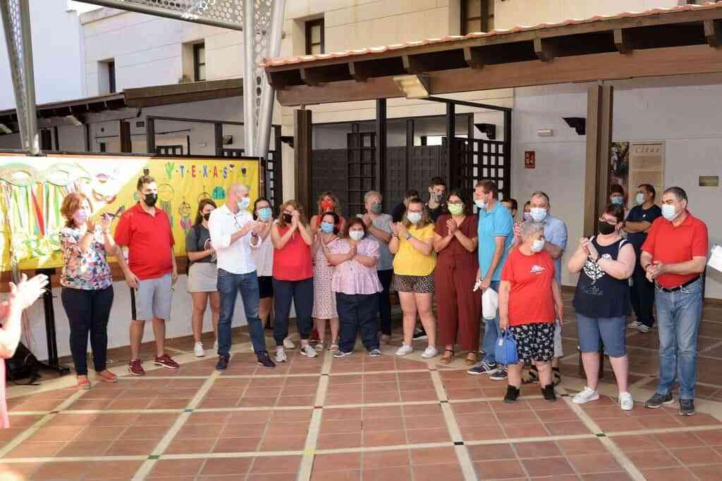 20210826 Exposicion Brazos Abiertos004 AdeAlba - Hasta el 2 de septiembre puede visitarse en la Casa de Medrano la exposición 'Vuelta al Mundo con Brazos Abiertos'