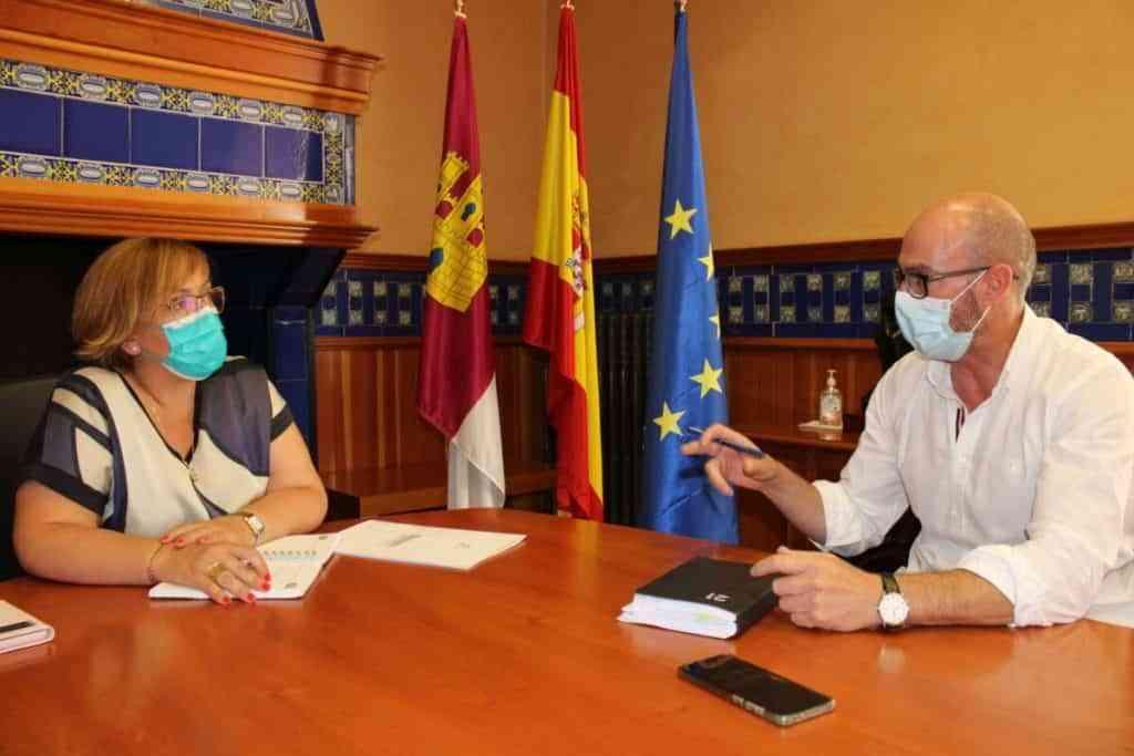 infraestructuras educativas scaled e1629924944346 - El Gobierno de Castilla-La Mancha invertirá 225.000 euros para mejorar las infraestructuras educativas de Argamasilla de Alba