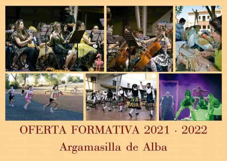 Las áreas de Cultura y Deportes de Argamasilla de Alba presentan su programación anual de actividades