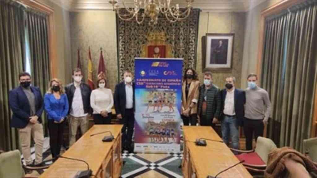 Campeonato de Espana de Federaciones Autonomicas Sub16 en Pista Cuenca - Campeonato de España de Federaciones Autonómicas Sub16 en Pista el 9 y 10 de octubre en Cuenca
