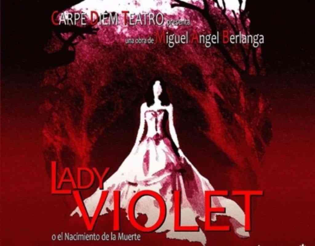 """lady violet teatro aficionado en manzanares - El teatro aficionado llega al Gran Teatro de Manzanares este fin de semana con """"Lady Violet"""""""