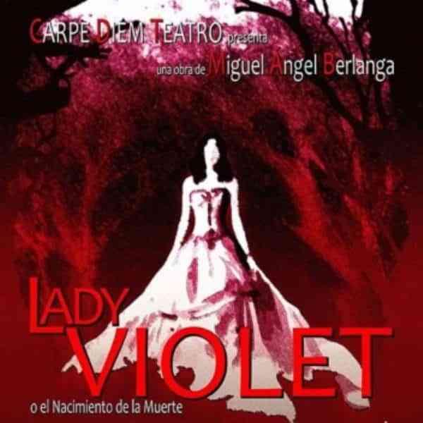 """El teatro aficionado llega al Gran Teatro de Manzanares este fin de semana con """"Lady Violet"""""""