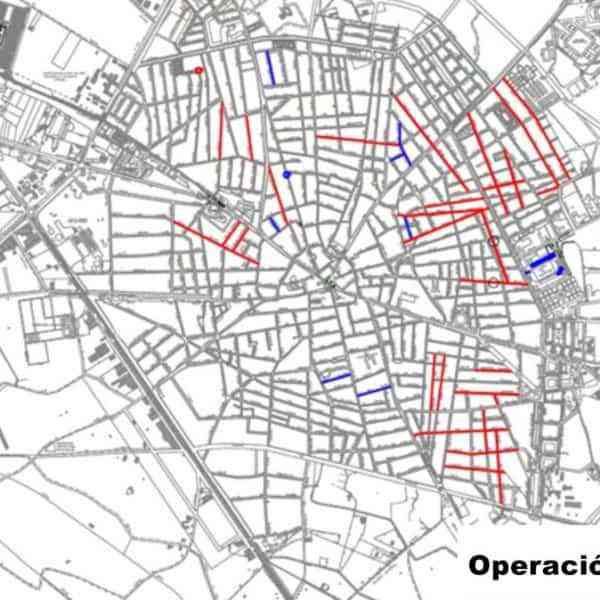 37 calles de Tomelloso incluidas en la Operación Asfalto 2021 con una inversión de un millón de euros